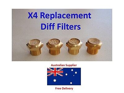 Diff Breather Replacement Filters suitable for Air Filter Housing