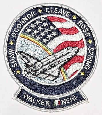 Aufnäher Patch Raumfahrt NASA STS-61-B Space Shuttle Atlantis ...........A3117