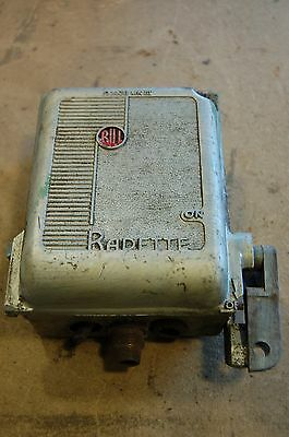 vintage industrial electrical switch