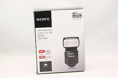 New Sony HVL F60M Shoe Mount Flash for Sony. Fast Shipping
