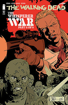 Walking Dead #162 Cvr A (Mr)