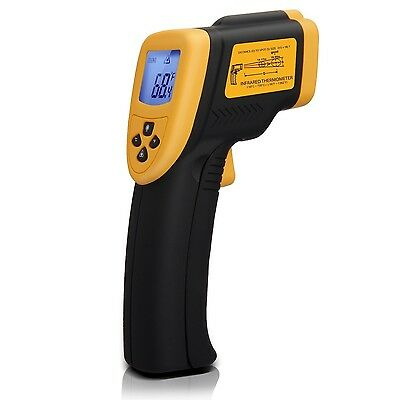 New Etekcity Lasergrip 800 Non-contact Digital Laser IR Infrared Thermometer