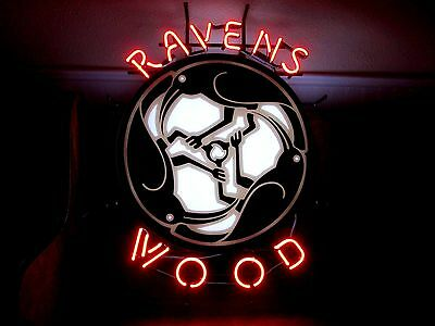 Neon Sign Fabulous Ravenswood Wine