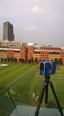 Faro 3D Laser Scanner with user (1/2 day hire)