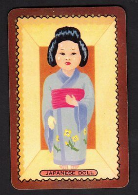 Coles Swap Card - Japanese Doll