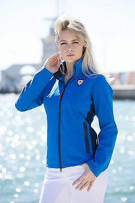 Horseware NEW STYLE CASSIE SOFTSHELL JACKET Sky Blue or French Navy  XXS - XXL