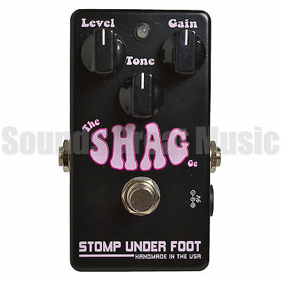 Stomp Under Foot The Shag Ltd Edition Brand New ** Next Day UK Delivery **