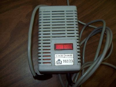 HDW/Echoflex T02/23 Power supply/AC Charger.