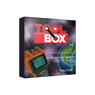 Trilithic MODEL THREE TOOLBOX ToolBox Software for Model Three