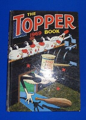 The Topper 1969 Book