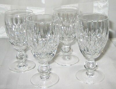 Waterford Crystal - Maureen Sherry Glasses Set of 4