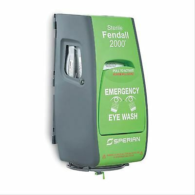 Wall Mount Eye Wash Station  1 ea