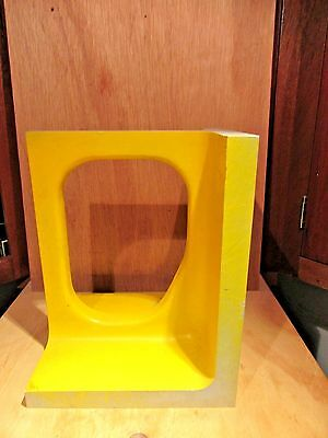 """Used 10"""" x 8""""  Aluminum Universal Angle Plate Workholding Fixture"""