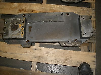 Mounting Base Plate For Chiron RT-160 Rotary Table