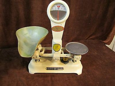Antique Detecto Gram Scale With No Weights