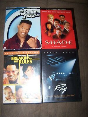 Jamie Foxx Collection Season 1, Shade, Ray & Breakin Rules IN EXCELLENT SHAPE