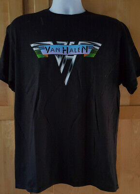 "VAN HALEN T-Shirt  ""Vintage Logo/1978""  Official  S, M, L, XL, 2XL, 3XL    NEW"