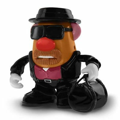 BREAKING BAD - Heisenberg PopTaters Mr Potato Head Figurine (PPW Toys) #NEW