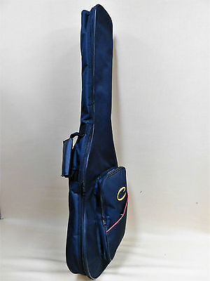 Caraya SPT-EG-41D Heavy Duty Canvas Gig Bag for Electric Guitar