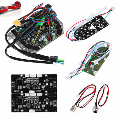 Motherboard Circuit Board Mainboard Parts + Charge Cable For Balance Scooter SM