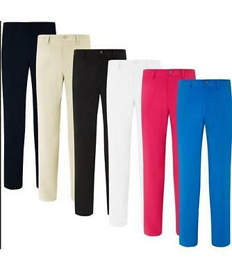 Callaway Golf Chev Lightweight Trousers Cgbs5085 (Various Colours & Sizes)
