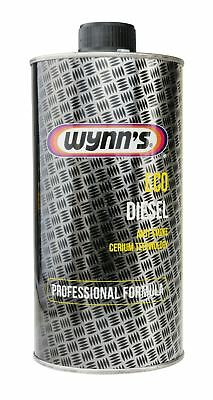 Wynns Eco Diesel Injector Cleaner & Reduces Black Smoke