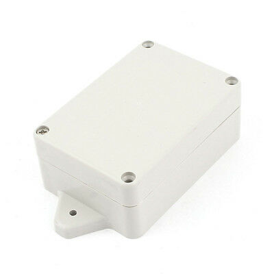 83mm x 58mm x 33mm Waterproof Plastic Sealed Electrical Junction Box M5Q
