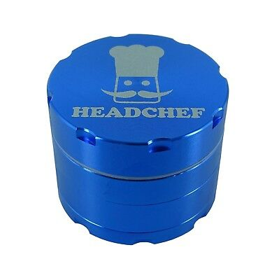Head Chef Razor 50mm Blue