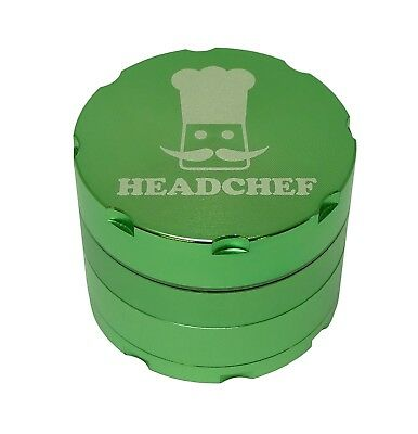 Head Chef Razor 50mm Green