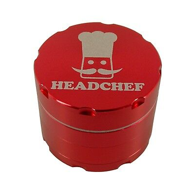 Headchef 40mm Razor Red