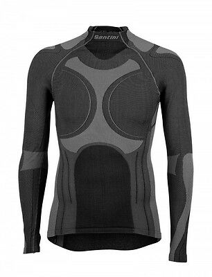 Santini 365 Winter Base Layer - Clone - Grey - B10