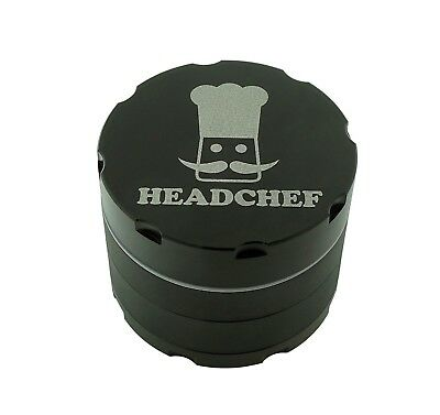 Headchef 40mm Razor Black