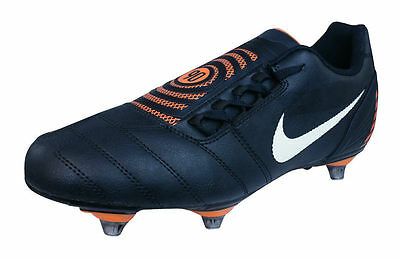 Nike Total 90 Shoot II Extra SG Boys Football Boots - Black