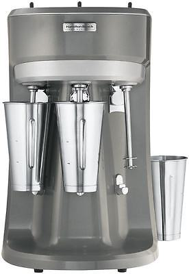 Hamilton Beach Commercial Drink Mixer / Milkshake Maker - 3 Speeds, Triple Head