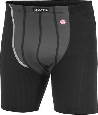 Craft Active Extreme 2.0 Boxer Windstopper underwear black size L