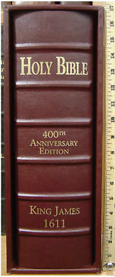 1611 King James Bible - 400th Anniversary $60 Off!!