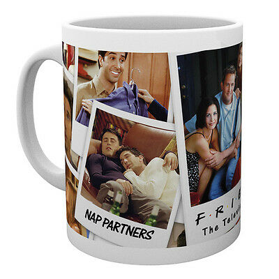 Official Licensed Product Friends TV Show Ceramic Mug Grids Cup Tea Coffee Gift