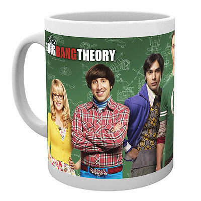 Official Licensed Product The Big Bang Theory Ceramic Mug Cup Coffee Gift New