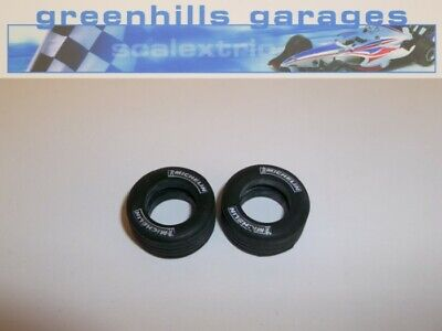 Greenhills Scalextric Williams FW23 / McLaren MP4/16 Michelin grooved front t...