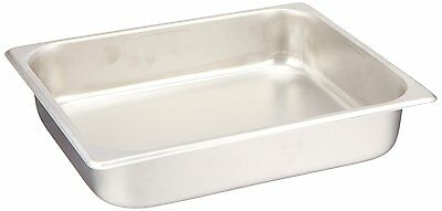 """Winco 1/2 Size Pan 2 1/2"""" (NSF),  New,  Free Shipping"""