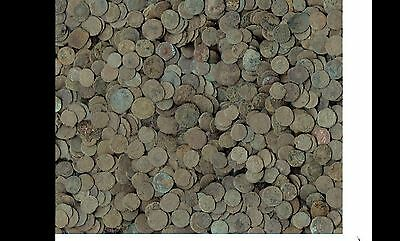 Quality Uncleaned Ancient Roman Coins Fresh From Dsgreen