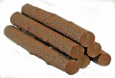 Bachmann G Scale 1:22.5 Scenery Item - Weathered Logs