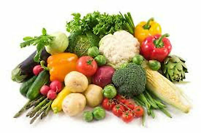 Mega Mixed Vegetable Fruit And Herb Seeds Over 50 Individual Packs