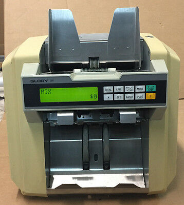 Glory Gfr-110 Currency And Cash Counter