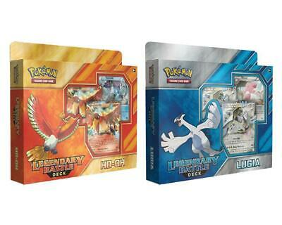 POKÉMON TCG Ho-Oh/Lugia/Ho-Oh & Lugia Legendary Battle Decks