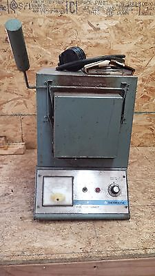 Thermolyne 1500 bench top furnace FD1525M 2200 degree 220v Forge oven smelting