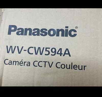 Panasonic WV-CW594A Day/Night PTZ Outdoor Camera -Weatherproof - 650 TVL -NIB