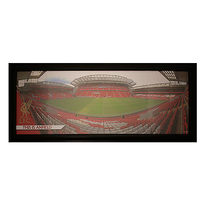 Liverpool FC LFC Large Panoramic Image Official