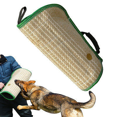 Jute Intermediate Dog Bite Sleeve Strong Obedience Training for K9 Schutzhund