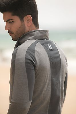 Horseware Mens AA NUORO LONG SLEEVE TOP Sizes XS-XXL New for Summer 2017